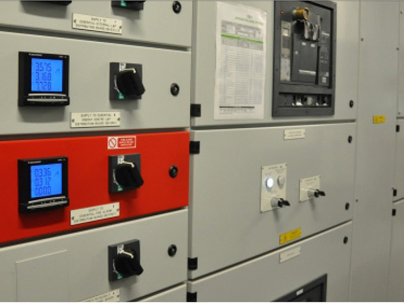 OMC | BMS INSTALLATION AND ELECTRICAL TERMINATION IN KHAFJI OFFICE PARK